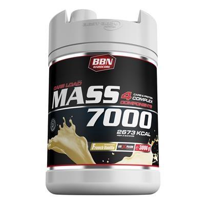 MASS 7000 - 3000 G DOSE