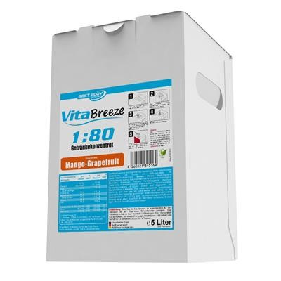 ESSENTIAL VITAL DRINK - 5000 ML BAG IN BOX