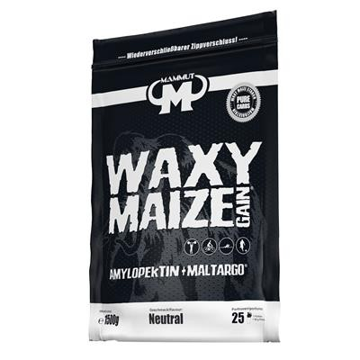 AMYLOPEKTIN WAXY MAIZE GAIN - NEUTRAL - 1500 G ZIPP-BEUTEL