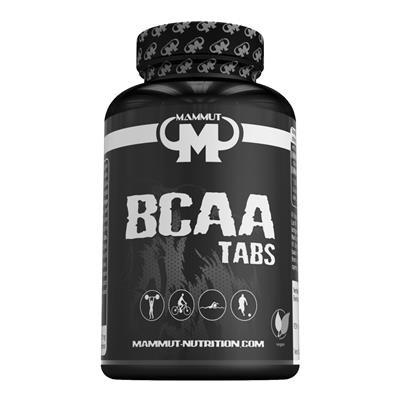 BCAA TABS - 180 STÜCK / DOSE