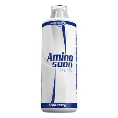 AMINO LIQUID 5000 - CRANBERRY - 1000 ML FLASCHE