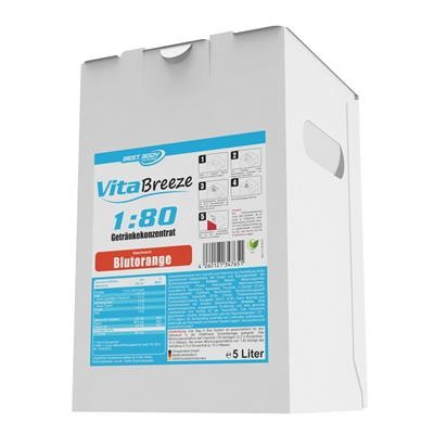 VITAL DRINK VITABREEZE - 5000 ML BAG IN BOX