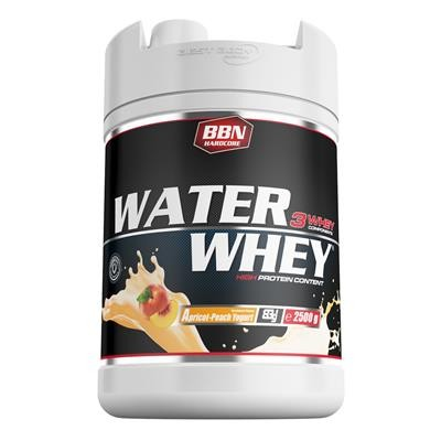 WATER WHEY PROTEIN - 2500 G DOSE