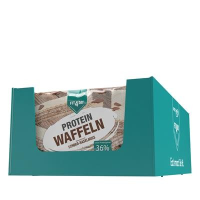 PROTEIN WAFFELN - MIX BOX - 18 X 63 G PACK