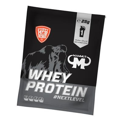 WHEY PROTEIN - 25 G PORTIONSBEUTEL