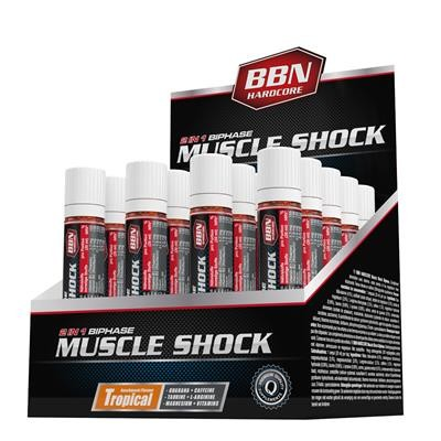 MUSCLE SHOCK 2IN1 - 20 AMPULLEN À 20 ML