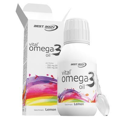VITAL OMEGA 3 OIL - 150 ML FLASCHE